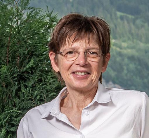 Ricarda Caderas und Gerda Zurkirchen